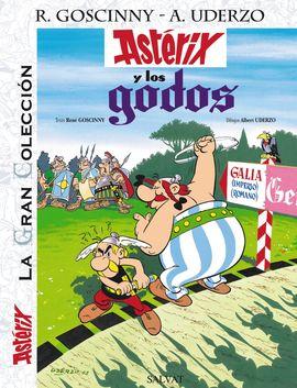 ASTÉRIX Y LOS GODOS [COMIC] -LA GRAN COLECCIÓN