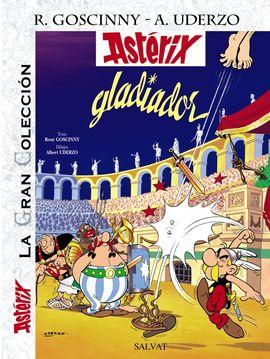 ASTÉRIX. GLADIADOR [COMIC] -LA GRAN COLECCIÓN