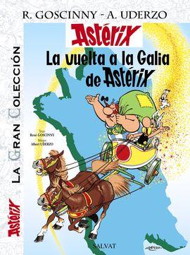 VUELTA A LA GALIA DE ASTÉRIX, LA [COMIC] -LA GRAN COLECCIÓN
