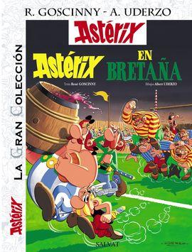 ASTÉRIX EN BRETAÑA [COMIC] -LA GRAN COLECCIÓN