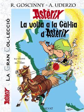 VOLTA A LA GÀL.LIA D' ASTÈRIX, LA [CAT][COMIC] -LA GRAN COL.LECCIÓ