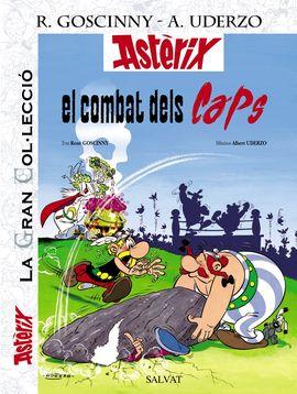 ASTERIX. EL COMBAT DELS CAPS [CAT][COMIC] -LA GRAN COL.LECCIÓ