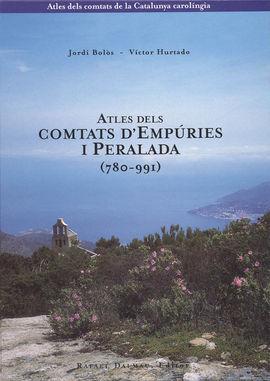 ATLES DELS COMTATS D'EMPURIES I PERALADA (780-991)