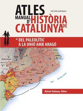 ATLES MANUAL D''HISTÒRIA DE CATALUNYA. VOL 1