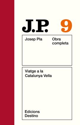 O.C.J.PLA  9 VIATGE CATALUNYA VELLA