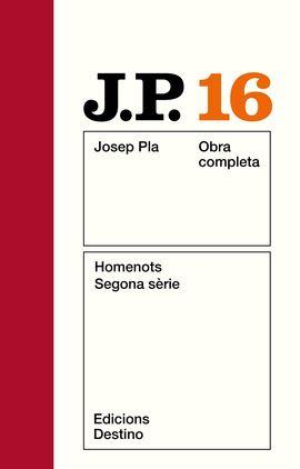 O.C.J.PLA 16 HOMENOTS 2 SERIE