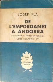DE L'EMPORDANET A ANDORRA