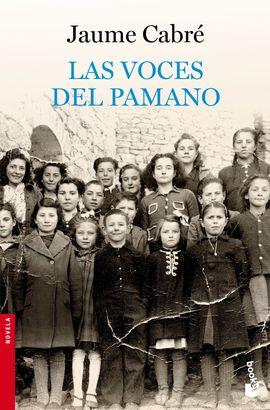 VOCES DEL PAMANO, LAS [BOLSILLO]