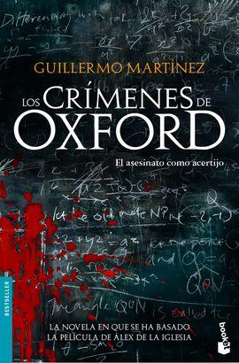 CRIMENES DE OXFORD, LOS  [BOLSILLO]