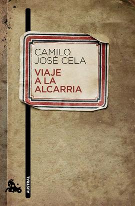 VIAJE A LA ALCARRIA [BOLSILLO]