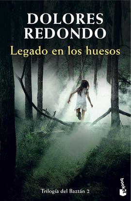 LEGADO DE LOS HUESOS, EL [BOLSILLO]