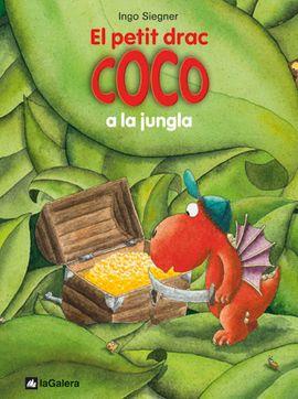 PETIT DRAC COCO A LA JUNGLA, EL