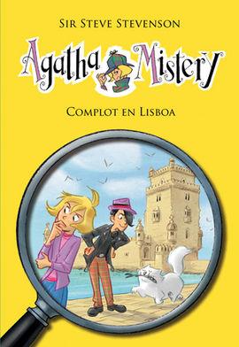 18. COMPLOT EN LISBOA -AGATHA MISTERY