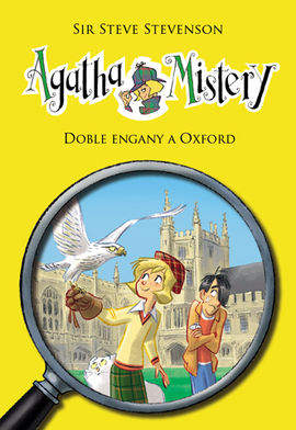 22. DOBLE ENGANY A OXFORD - AGATHA MISTERY