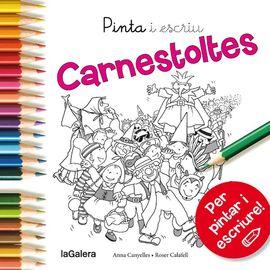CARNESTOLTES -PINTA I ESCRIU