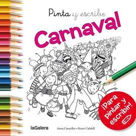 CARNAVAL -PINTA Y ESCRIBE