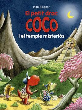 PETIT DRAC COCO I EL TEMPLE MISTERIÓS, EL