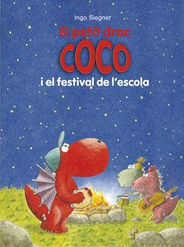 PETIT DRAC COCO I EL FESTIVAL DE L'ESCOLA, EL