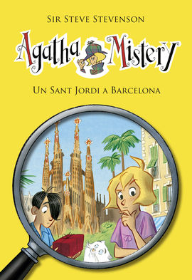 AGATHA MISTERY 26. UN SANT JORDI A BARCELONA