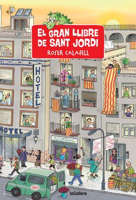 GRAN LLIBRE DE SANT JORDI, EL