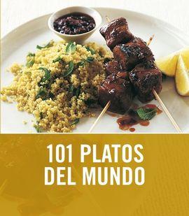 101 PLATOS DEL MUNDO