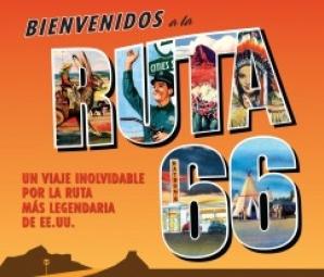 BIENVENIDOS A LA RUTA 66