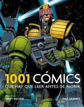 1001 COMICS QUE HAY QUE LEER...