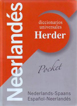 NEERLANDES -DICCIONARIOS HERDER POCKET