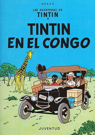 TINTIN EN EL CONGO -TINTIN [COMIC]