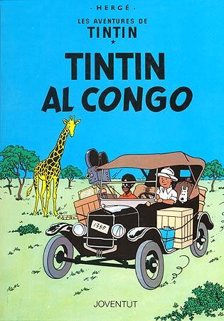TINTIN AL CONGO [CAT] -TINTIN [COMIC]