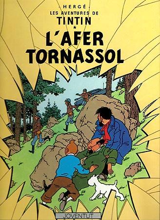 AFER TORNASSOL, L' [CAT] -TINTIN [COMIC]