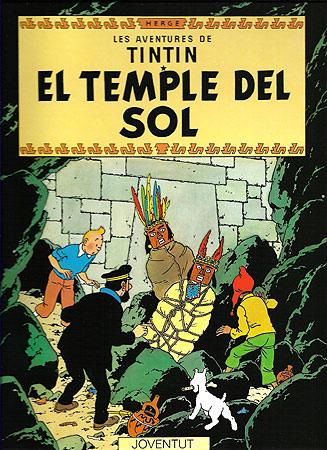 TEMPLE DEL SOL, EL [CAT] -TINTIN [COMIC]