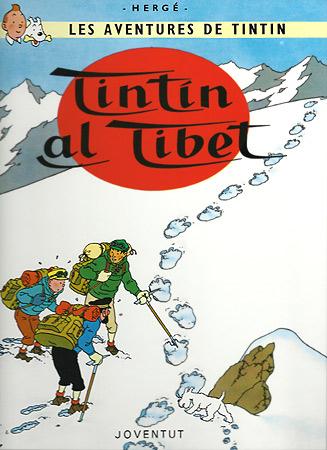 TINTIN AL TIBET [CAT] -TINTIN [COMIC]