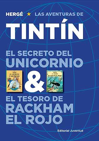 SECRETO DEL UNICORNIO, EL & TESORO DE RACKHAM EL ROJO -TINTIN [COMIC]