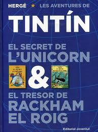 SECRET DE L'UNICORN, EL & TRESOR DE RACKHAM EL ROIG, EL -TINTIN [COMIC]