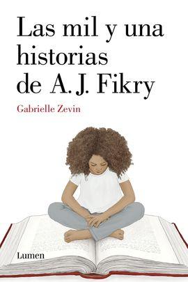 MIL Y UNA HISTORIAS DE A.J FIKRY, LAS