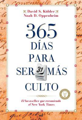 365 DIAS PARA SER MAS CULTOS