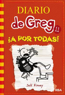 DIARIO DE GREG 11: A POR TODAS
