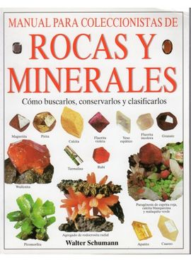 ROCAS Y MINERALES, MANUAL PARA COLECCIONISTAS