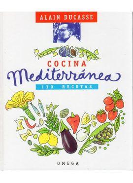 COCINA MEDITERRANEA -130 RECETAS