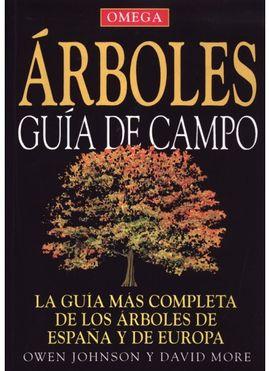 ARBOLES. GUIA DE CAMPO