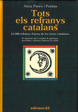 TOTS ELS REFRANYS CATALANS