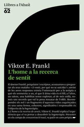HOME A LA RECERCA DE SENTIT, L'