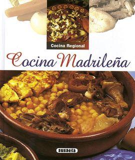 COCINA MADRILEÑA. COCINA REGIONAL