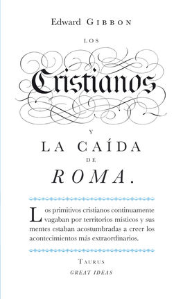 CRISTIANOS Y LA CAIDA DE ROMA, LOS