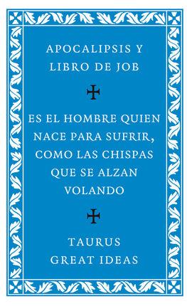 APOCALIPSIS Y LIBRO DE JOB [BOLSILLO]B