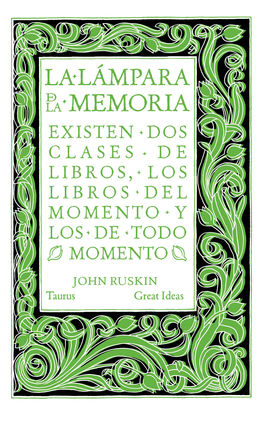 LÁMPARA DE LA MEMORIA, LA