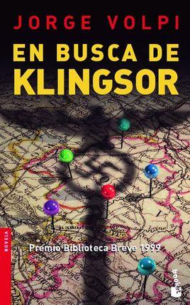 EN BUSCA DE KLINGSOR [BOLSILLO]