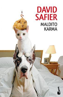 MALDITO KARMA [BOLSILLO TAPA DURA]