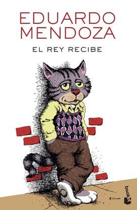 REY RECIBE, EL [BOLSILLO]